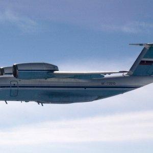An-72 Suomen ilmatilassa