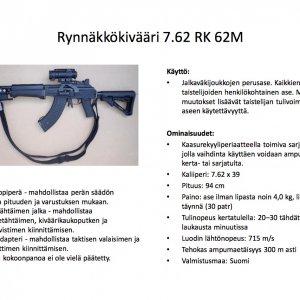 RK 62M