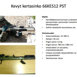66KES12 PST