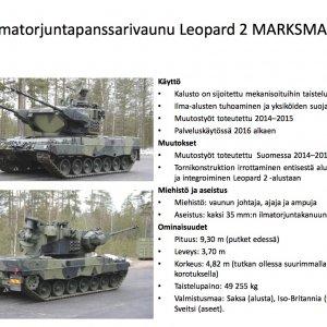Leaopard 2 MARKSMAN
