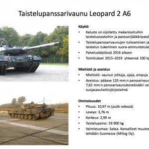 Leaopard 2 A6