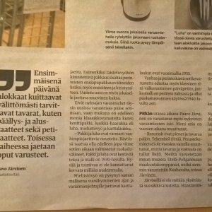 Kankaanpään seutu 7.1.2016