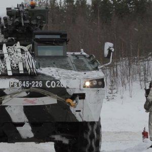 Video: Maavoimat osallistuu Norjan johtamaan monikansalliseen Cold Response 2016 -harjoitukseen