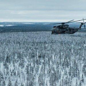 Saksan CH-53 GA helikopteri