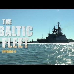 The Baltic Fleet (E04): 'Magnitogorsk' submarine begins its dive
