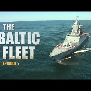 The Baltic Fleet (E02):  Loading torpedoes on the 'Magnitogorsk' submarine