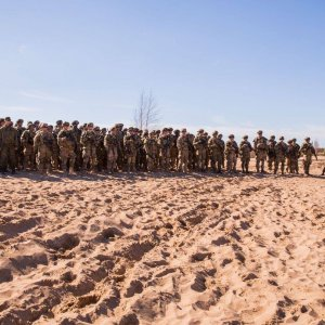 Harjoitukseen osallistuu ensimmäistä kertaa myös Yhdysvaltain sotilaita