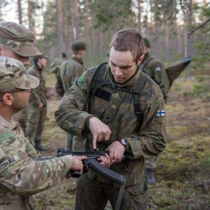 Maavoimien mekanisoitu harjoitus (Arrow 16)