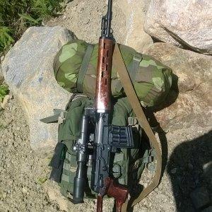 SVD ja AKE-ukki