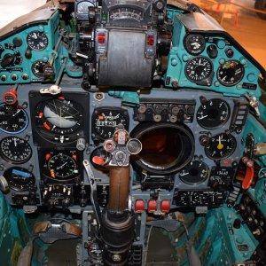 MiG ohjaamo