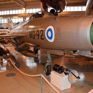 MiG-21 F