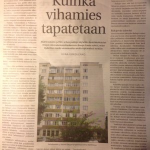 Novaja Gazeta: Kuinka vihamies tapatetaan (sivu 1)