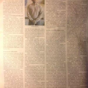 Novaja Gazeta: Kuinka vihamies tapatetaan (sivu 2)