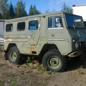 Volvo Lapplander