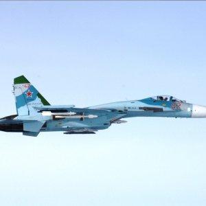 Ilmavoimien tunnistama SU-27