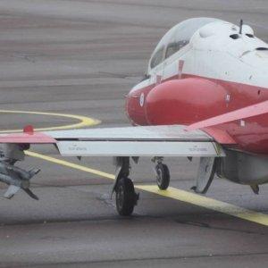 Hawk tankkaus - Ruska 2016