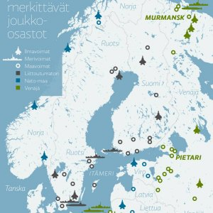 Suomen lähialueet