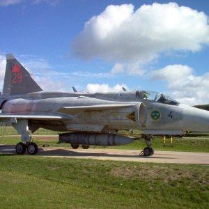 Viggen (Tarton ilmailumuseo)