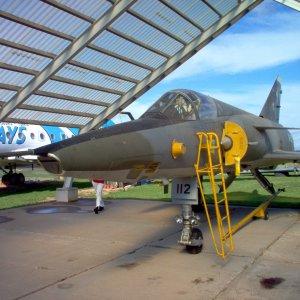 Mirage 3 Sveitsin värityksessä